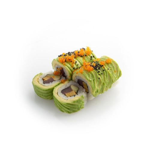 Sushi specialroll Caterpillar - delivery Nitra