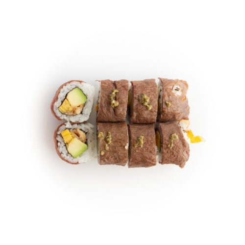 Sushi specialroll sika - sushi delivery Nitra