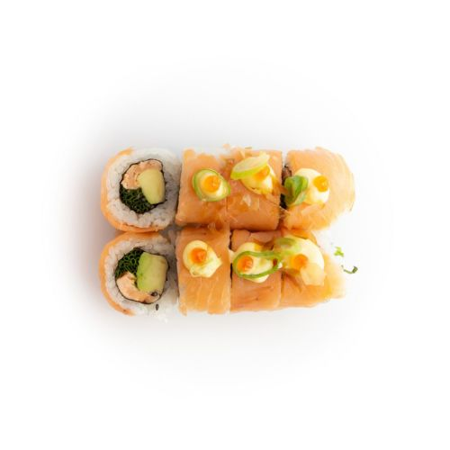 Sushi specialroll sumoku - delivery Nitra