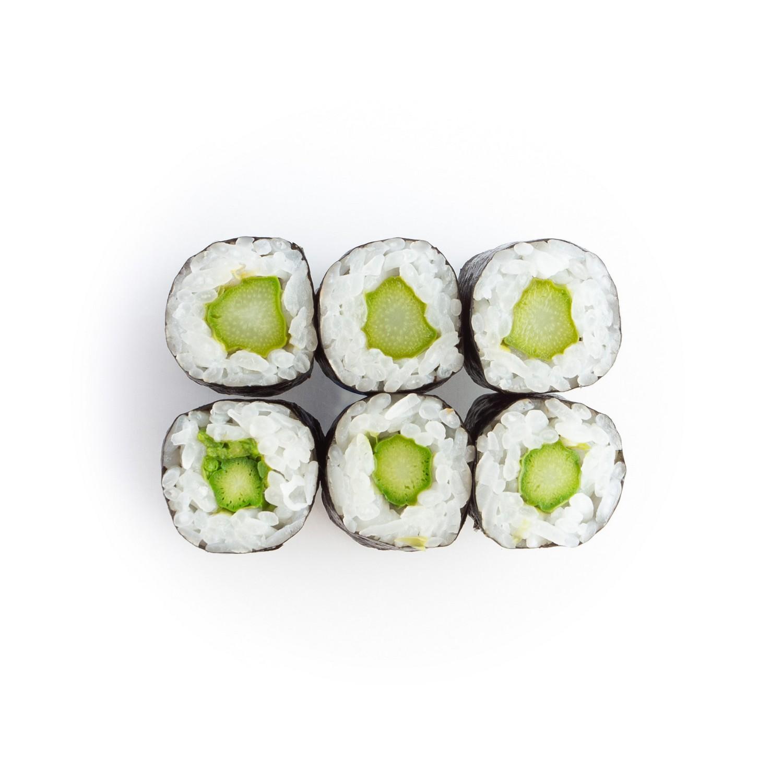 Maki aspuraga - delivery Nitra