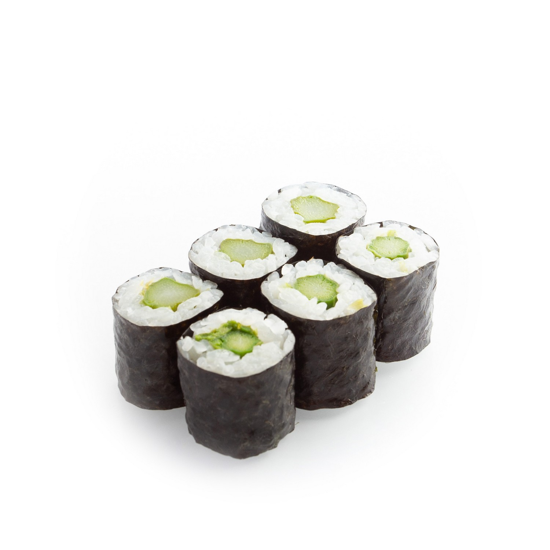 Maki aspuraga - sushi delivery Nitra