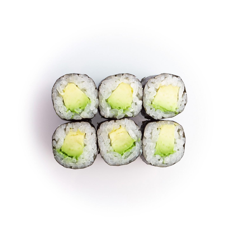 Maki avocado - delivery Nitra