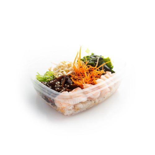 Poké shrimp - delivery Nitra