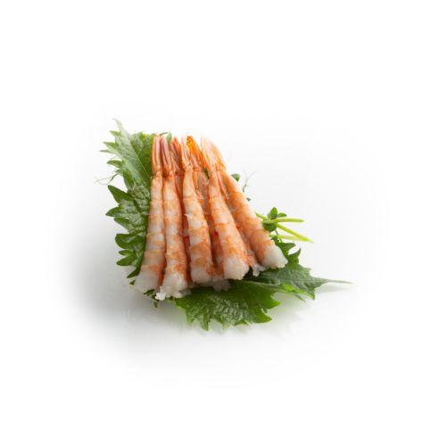 Sashimi shrimp - sushi delivery Nitra