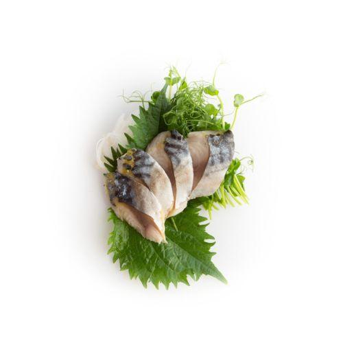 Sashimi makrela shime saba - delivery Nitra