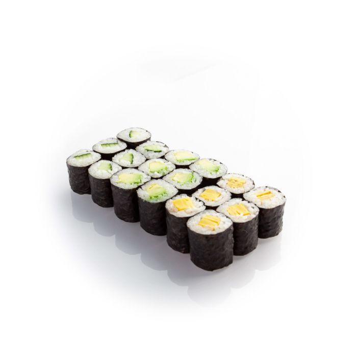 Sushi MakiSet yasai - food delivery Nitra