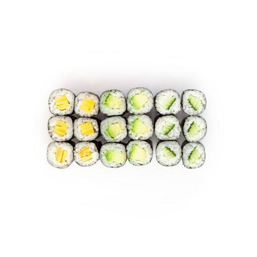 Sushi MakiSet yasai - delivery Nitra