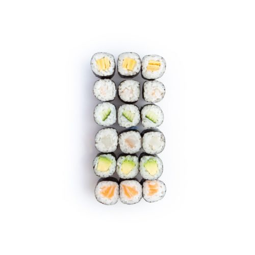 Sushi Makiset Mix - food delivery Nitra
