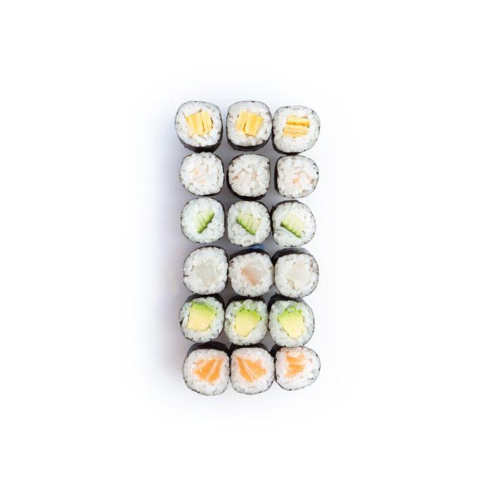 Sushi Makiset Mix - food delivery Nitra