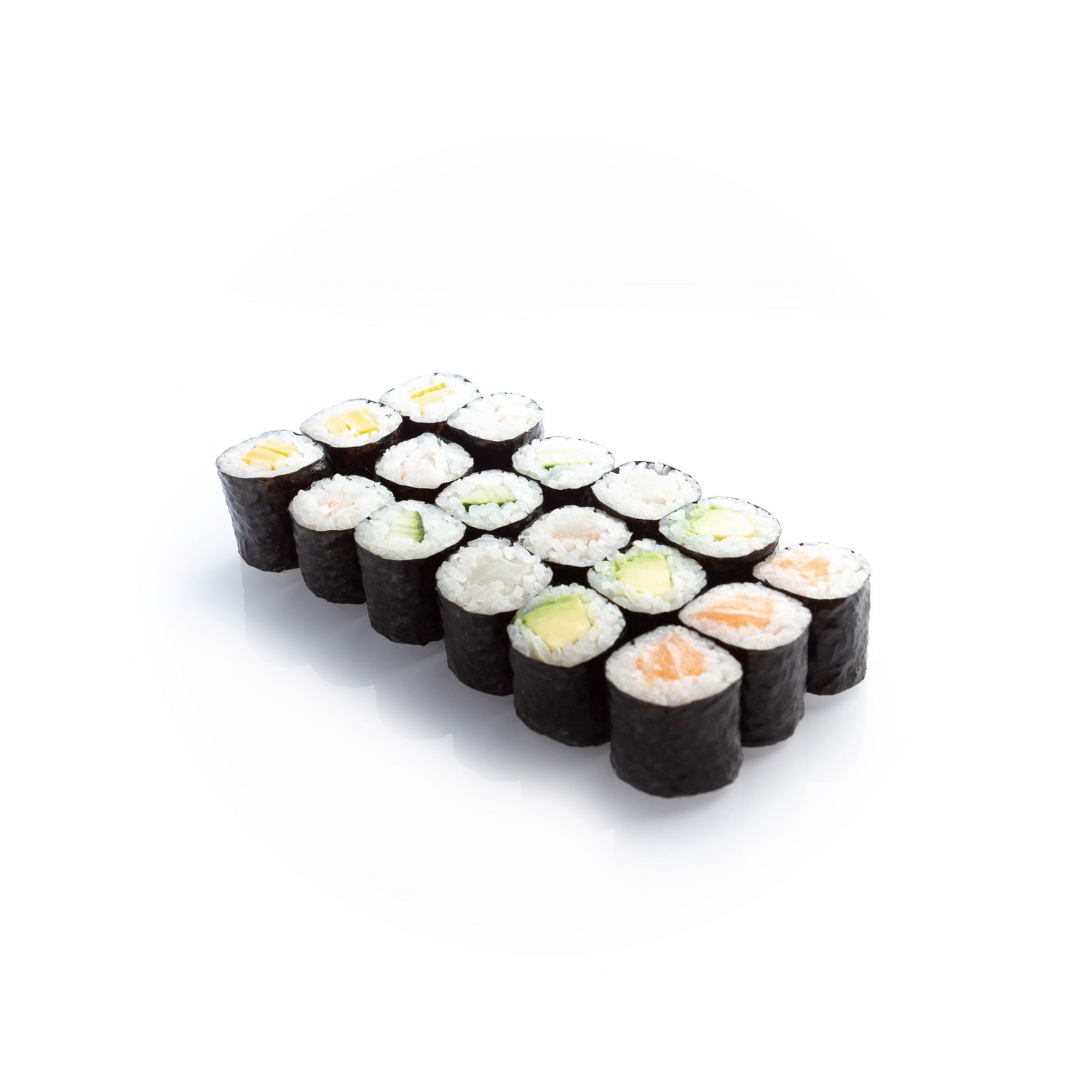 Sushi Makiset Mix - delivery Nitra