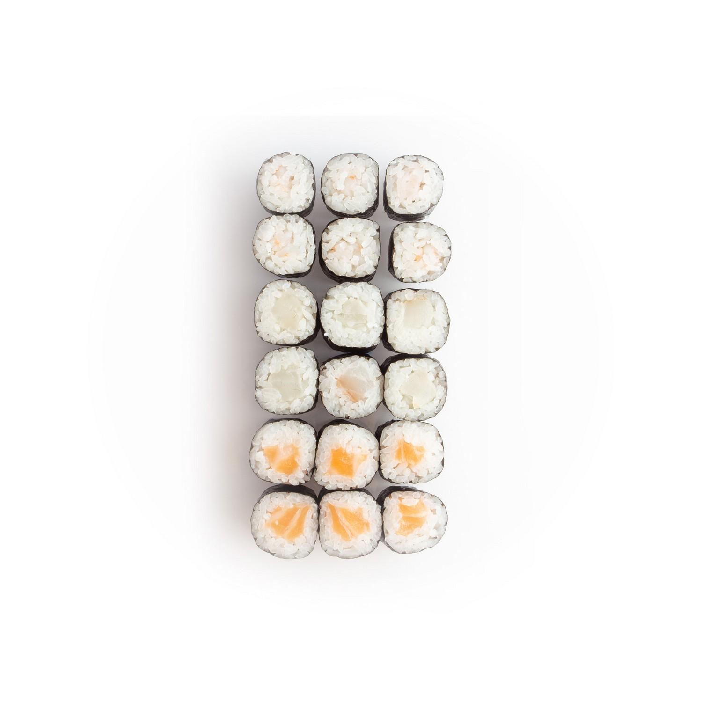 Sushi Makiset Sakana - food delivery Nitra