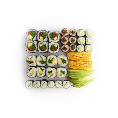 Sushiset Green sensation - sushi delivery Nitra