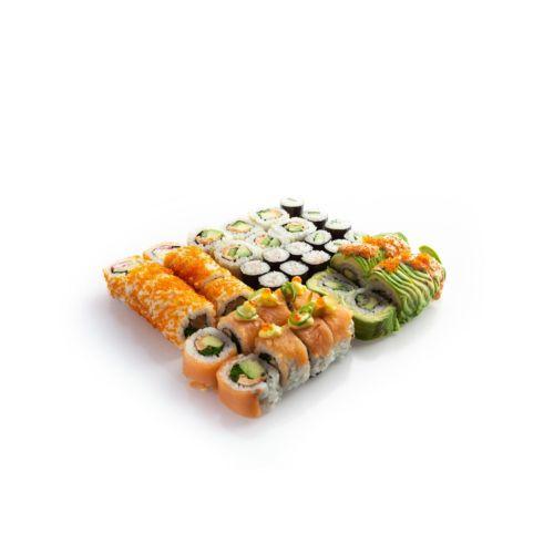 Sushiset Haitateki deluxe - sushi delivery Nitra