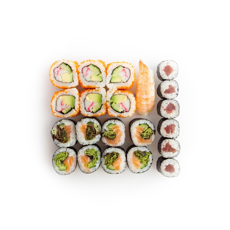 Sushiset fishlover - delivery Nitra