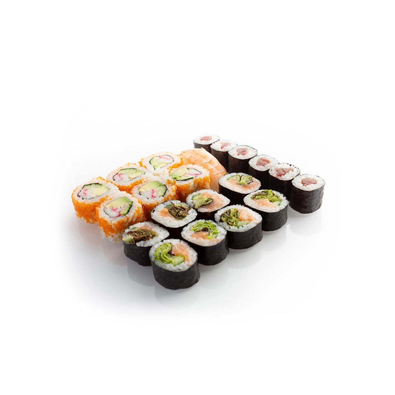 Sushiset fishlover - sushi delivery Nitra