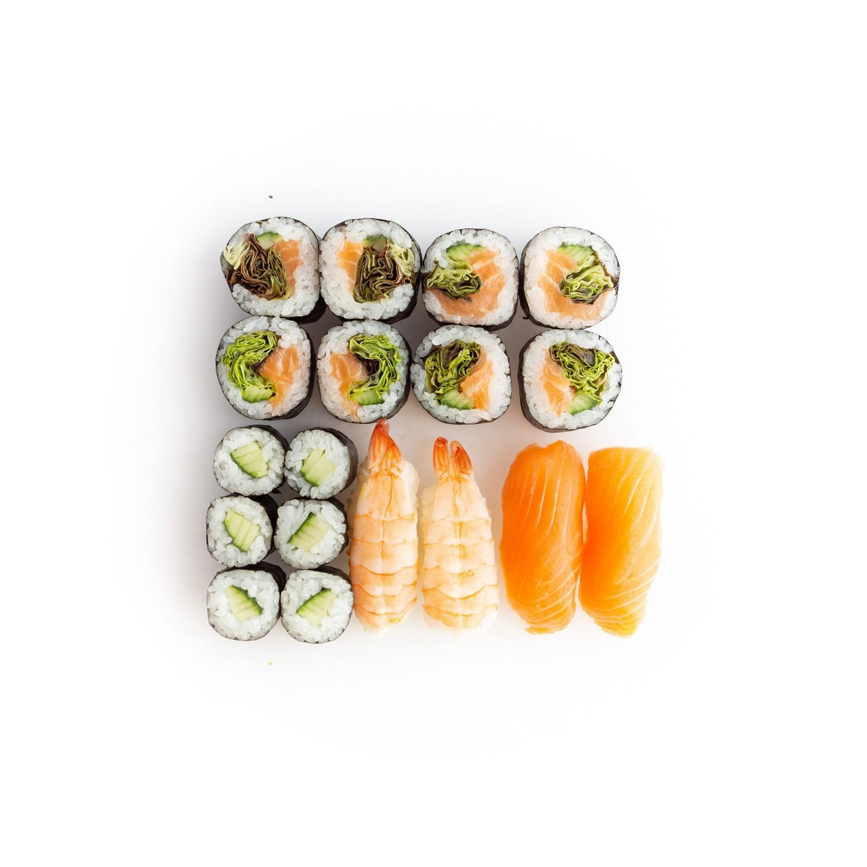 Sushi set fortune Monoko - delivery Nitra