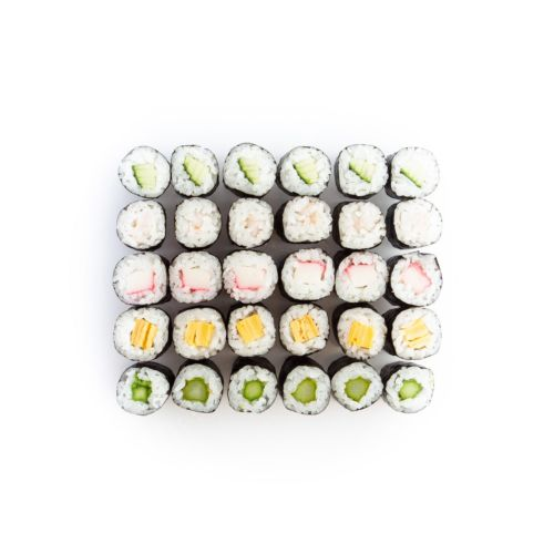 Sushiset fortune hiromi - delivery Nitra