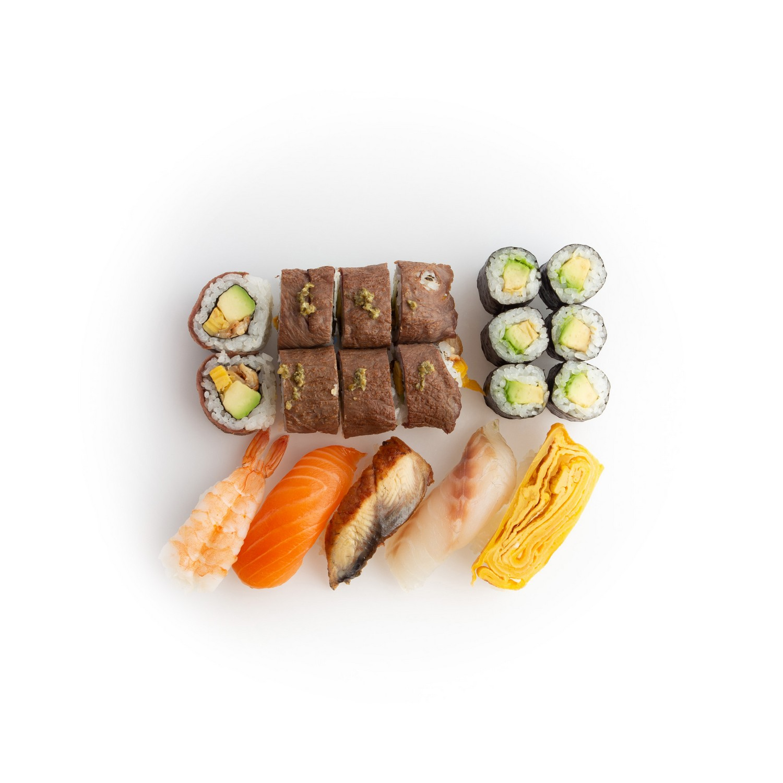 Sushiset samurai - delivery Nitra