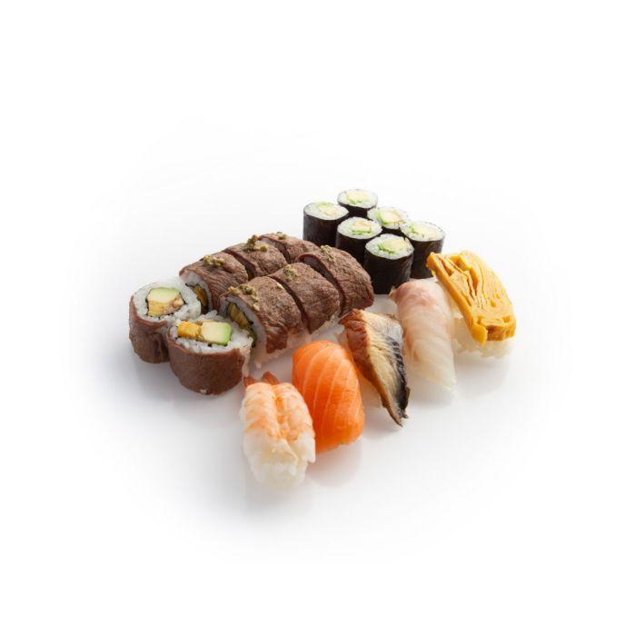 Sushiset samurai - sushi delivery Nitra