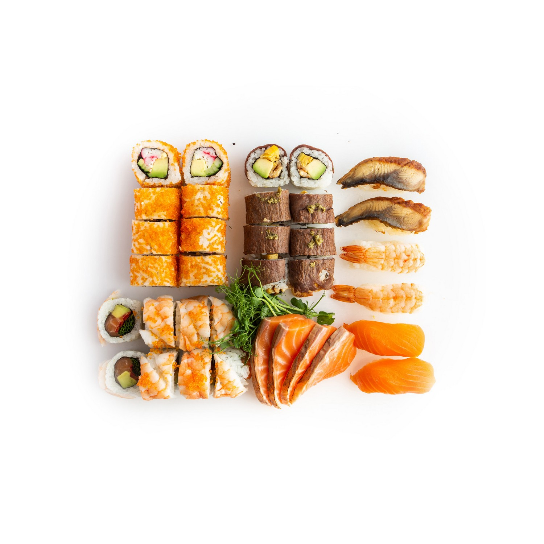 Sushiset sensei special selection - delivery Nitra