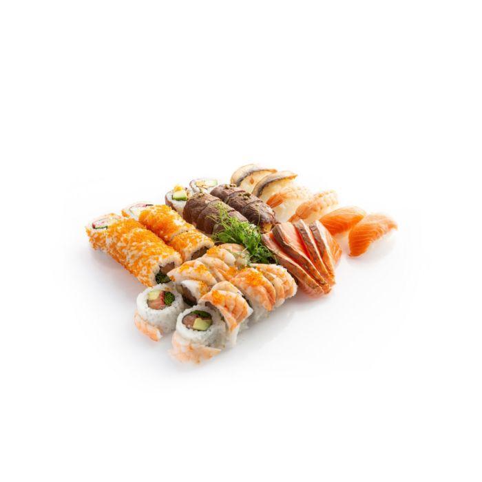 Sushiset sensei special selection - sushi delivery Nitra