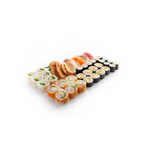 Sushisets moriawase - sushi delivery Nitra