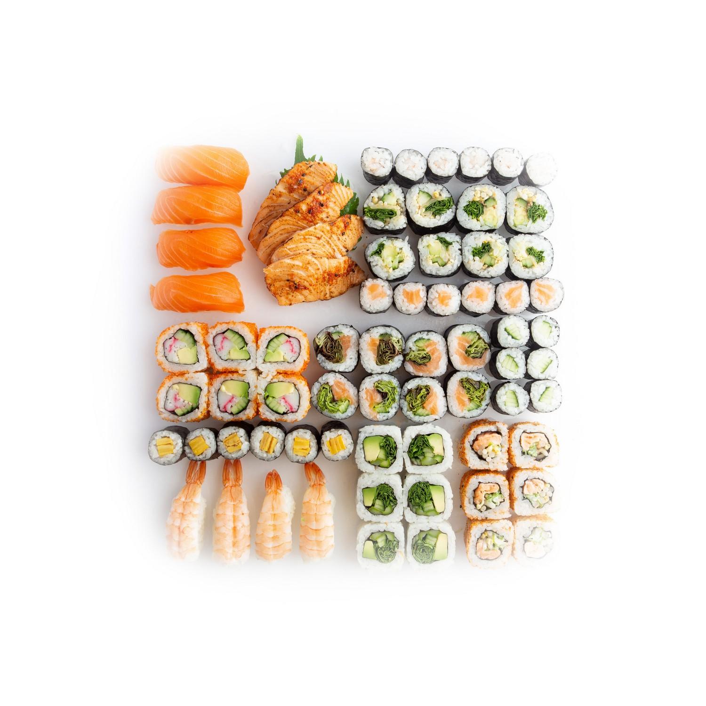 Sushi set omakase - delivery Nitra