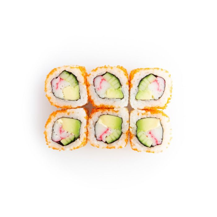 Uramaki california - sushi delivery Nitra