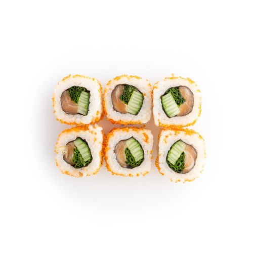 Uramaki salmon california - delivery Nitra