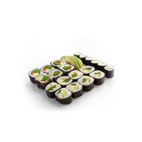 Sushiset green lover - delivery Nitra
