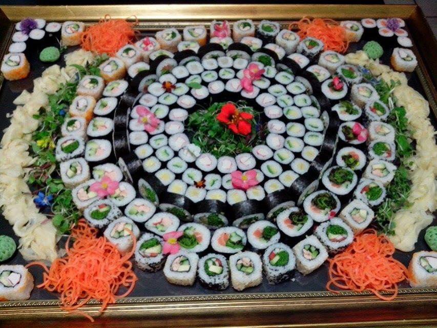 Sushi mandala - delivery Nitra