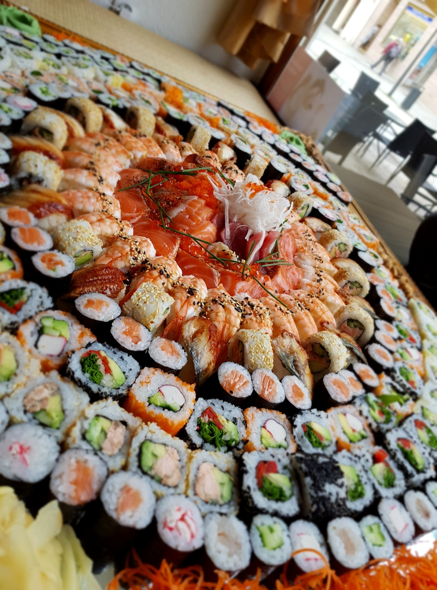 Best sushi delivery in Nitra