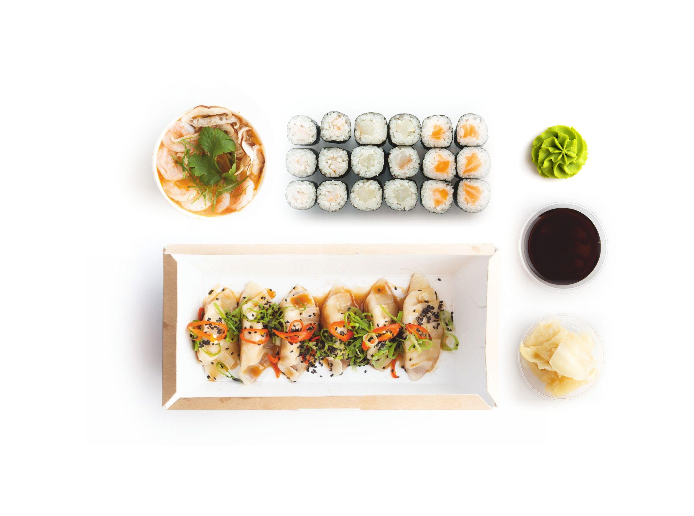 Umami - sushi delivery Nitra