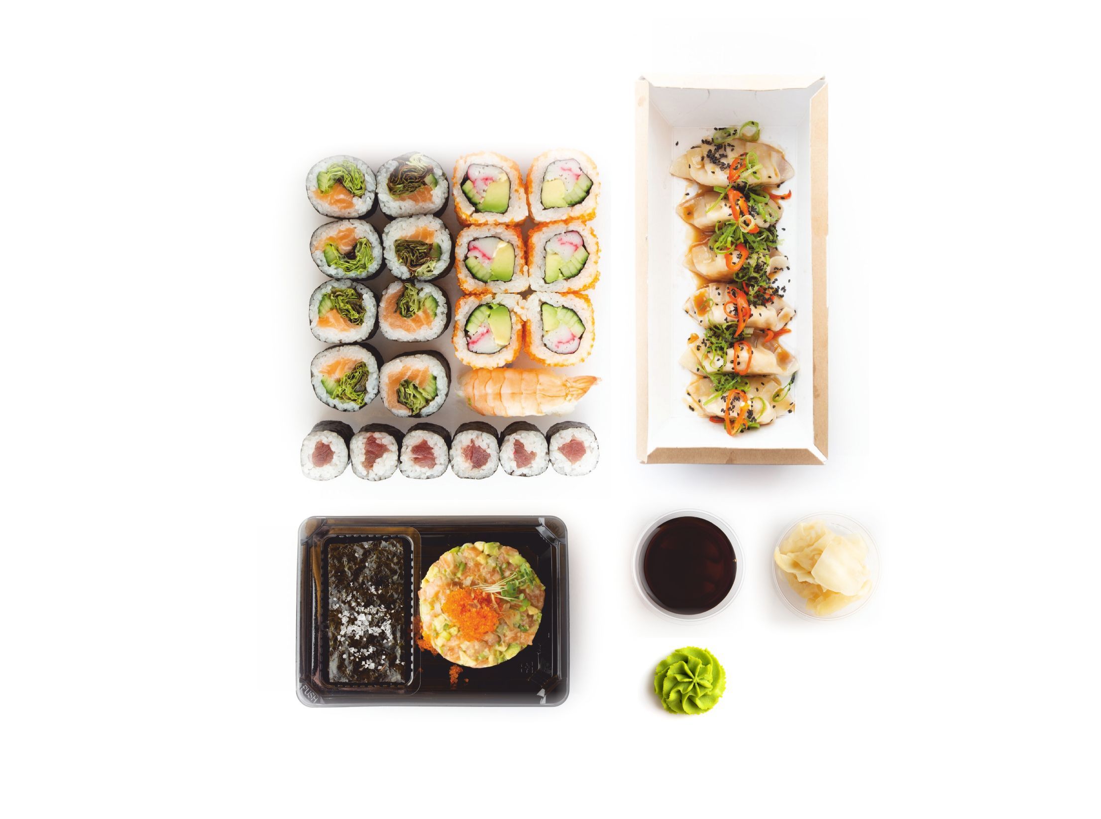 Shifu sushi set - delivery Nitra