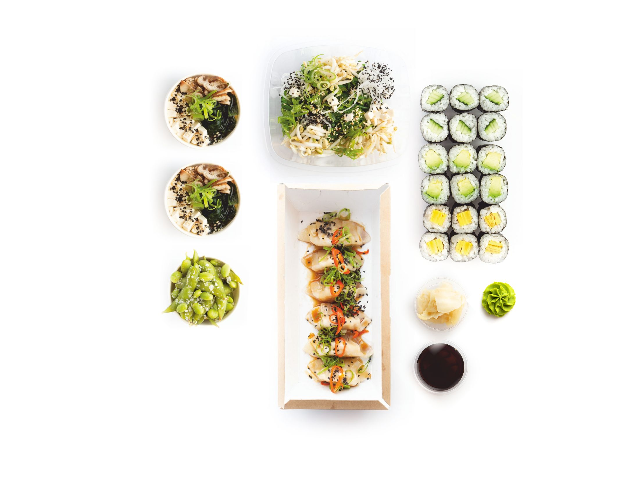 Takara sushi set - delivery Nitra